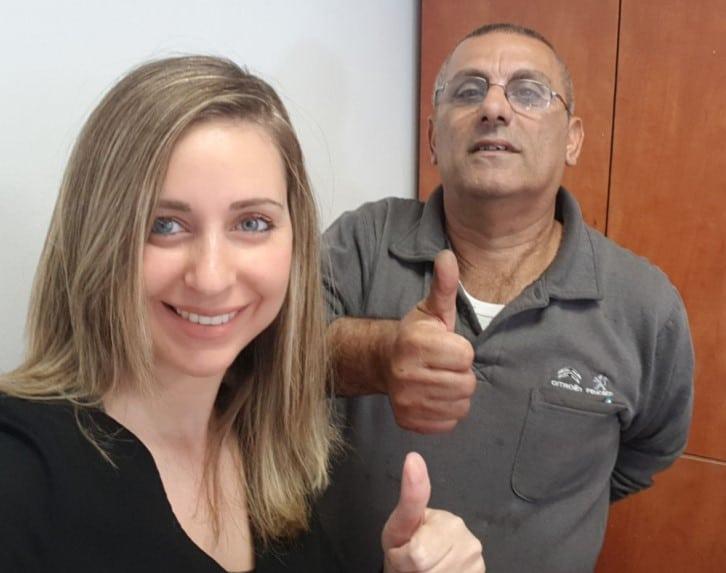 אברהם לויאן לקוח מרוצה שעזר בשירותי מימוש זכויות רפואיות שלנו. תביעת תאונת עבודה מוצלחת!