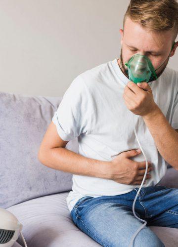 מחלת מקצוע ריאות