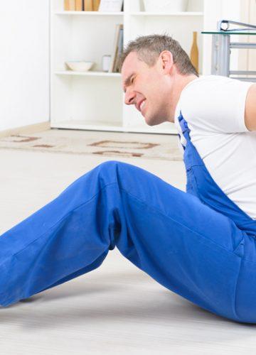מחלת מקצוע כאבי גב