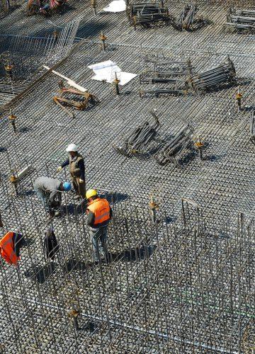 תאונת עבודה באתרי בנייה