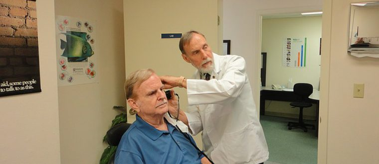 מחלת מקצוע אוזניים